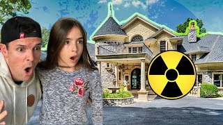 OUR HOUSE IS RADIOACTIVE!!