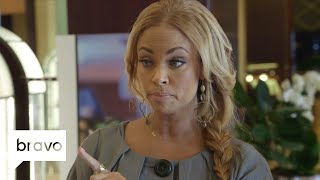 RHOP: Gizelle Bryant Lobs A Shocking Accusation About Ray Huger (Season 3, Episode 14)   Bravo