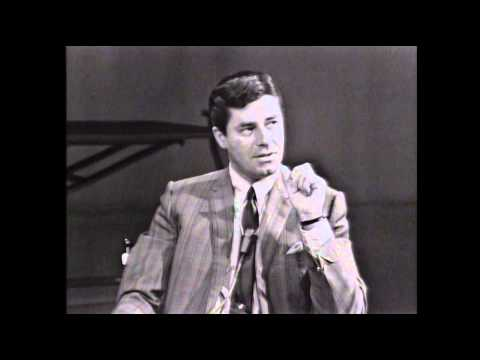 Jerry Lewis on growing older and his European critics