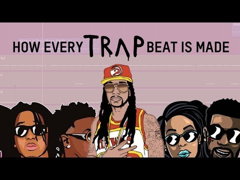 Xxx Mp4 HOW EVERY TRAP BEAT IS MADE 3gp Sex