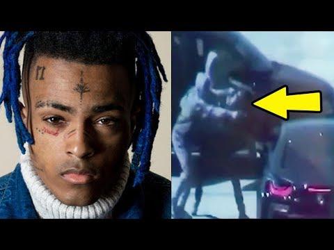 Xxx Mp4 XXXTentacion Murder Caught On Surveillance Video Footage In Court 3gp Sex