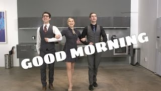 """Good Morning"" #TAPPY Debbie Reynolds Tribute"