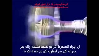 كيفية عمل المحرك النفاث - مترجم