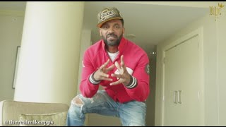 Mike Epps Spoofs Ghostface Killah Dissing Action Bronson