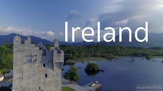 Nature Of Ireland - Epic Drone Footage [world journey]