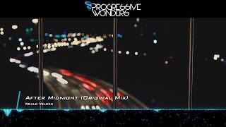 Roald Velden - After Midnight (Original Mix) [Music Video] [Moonscape Records]