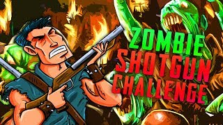 Shotgun Challenge (Call of Duty Custom Zombies)
