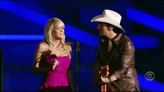 Make The World Go Away - Carrie Underwood & Brad Paisley (ACM Awards 2008)