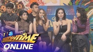 It's Showtime Online: Gidget, Rachel, Pauline and Maricel share life after the competition