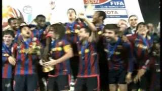 FC Barcelona, Campeón del Mundial de Clubes 2009