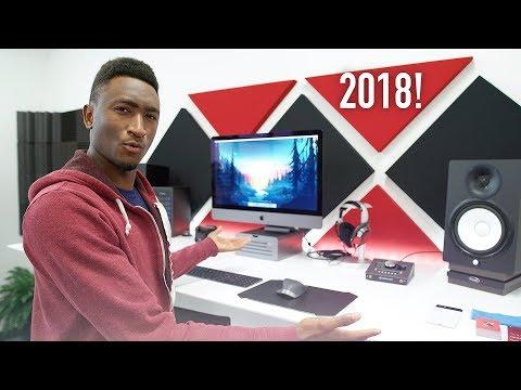 iMac Pro Setup Tour 2018