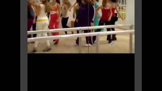 Llena de amor ماريانيلا رقص كرستيل و إيليتيا و ماريانيلا