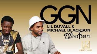 GGN Lil Duval & Michael Blackson