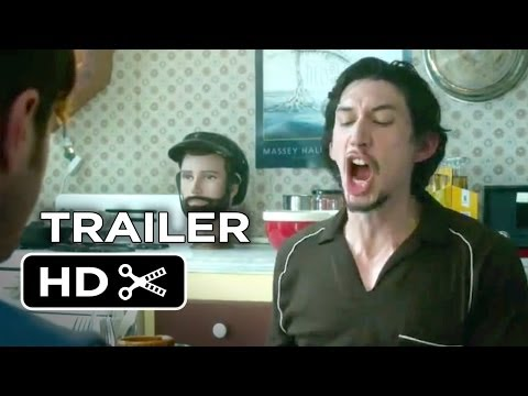 What If TRAILER 1 (2014) - Adam Driver, Daniel Radcliffe Romantic Comedy HD