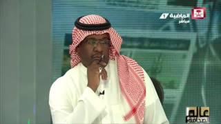 خالد الغانم : لدينا مواهب وإمكانيات كبيرة في كرة اليد ولكن لا تجد الدعم الإعلامي #عالم_الصحافة