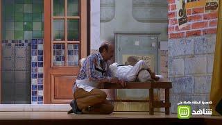 نجم جديد يظهر في مسرح مصر ويقوم  بدور حمدي ميرغني