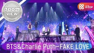 [2018 MGA] 찰리 푸스(Charlie Puth) X 방탄소년단(BTS) - FAKE LOVE