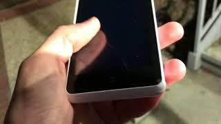 Geeksphone Peek 20ft drop test!