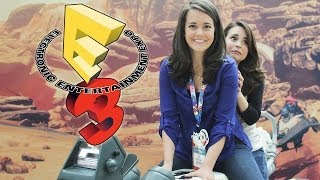 Ro & Mo Attend E3! - Sister Vlog