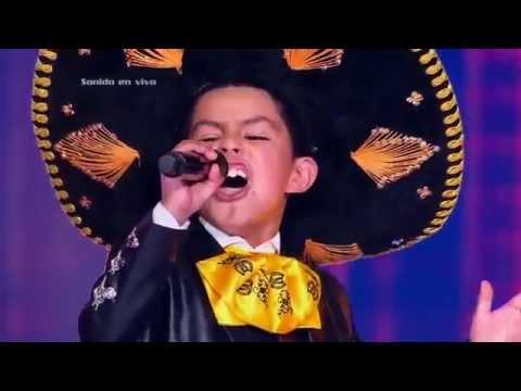 Juan Carlos cantó María Maria de Juan Gabriel – LVK Col Audiciones a ciegas – Cap 13 – T2