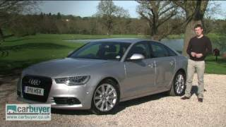 Audi A6 review - CarBuyer