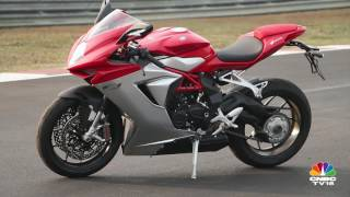 MV Agusta F3 first ride review in India