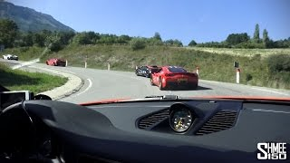Route Napoleon in GT3 RS with Euroabia [X6 Tour Episode 14]