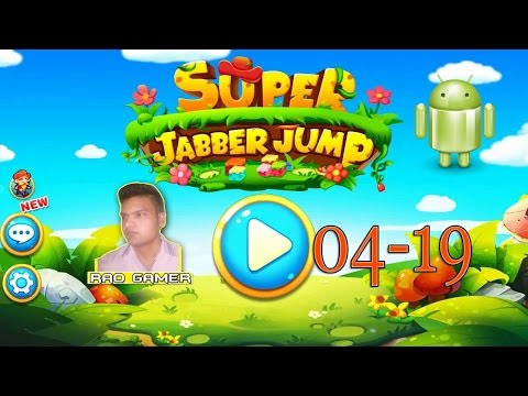 Super Jabber Jump Android Gameplay 04-19