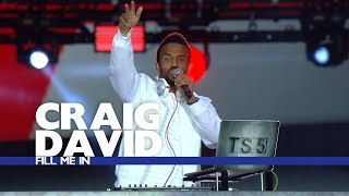 Craig David - 'Fill Me In' (Live At The Summertime Ball 2016)
