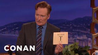 Trump Invites Conan To His Inauguration  - CONAN on TBS