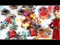 Download Video Download Boom Beach ALL SCORCHERS Taking on War Factory!! 3GP MP4 FLV