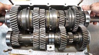 Richmond Gear  4+1 5 Speed Shift Improvements - Part 1