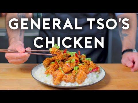 General Tso s Chicken Basics with Babish