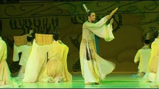 "Chinese Dance Drama ""Confucius"" Wraps up U.S. Debut"