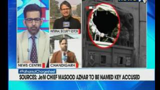Pathankot terror attack: NIA names Masood Azhar, Rauf Asghar along with others in charge sheet
