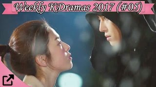 Top 10 Weekly Korean Dramas 2017 (#05) DramaFever