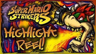 Super Mario Strikers w/ PKSparkxx! - Compilation Highlight Reel!