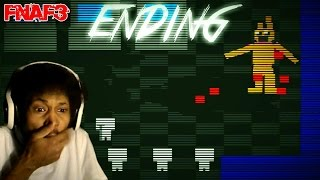 I HATE YOU SPRINGBOOB | Five Nights At Freddy's 3 ENDING - Night 5 Complete