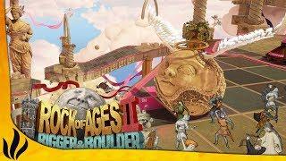 ON AFFRONTE DES JOUEURS EN 2v2 ! (Rock of Ages 2)