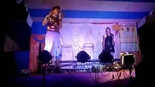 Stege programs comedy show and song bangla purulia