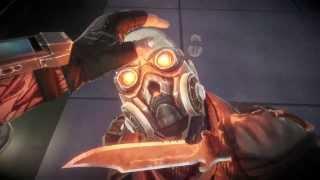 PS Vita - Killzone Mercenary: Working With The ISA/Helghast Campaign Segments