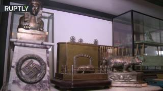 Argentine police seize artifacts from Nazi Germany, Egypt & Asia
