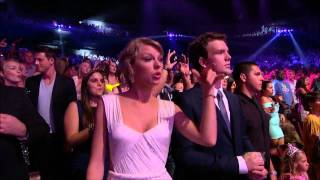 Flo Rida feat. Stayc Reigns - Wild Ones / Whistle (Teen Choice Awards 2012) HD