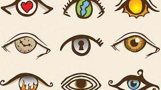 إختبار شخصية رائع - ساكتشف شخصيتك من نوع العين التي ستختارها