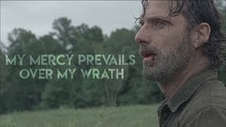 Rick Grimes || «My mercy prevails over my wrath»