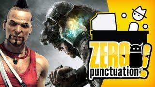 top 5 games of 2012 zero punctuation