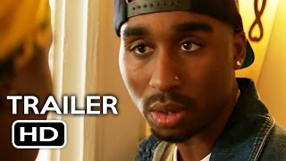 All Eyez on Me Official Trailer #2 (2016) Tupac Biopic Movie HD