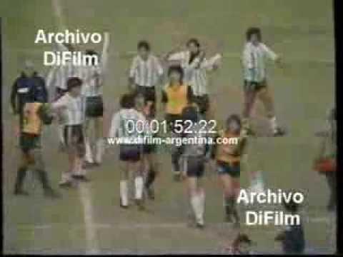 DiFilm Racing Club vs Almirante Brown Primera B 1984