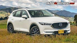 PRIMER CONTACTO: Nueva Mazda CX-5 2018 en Colombia