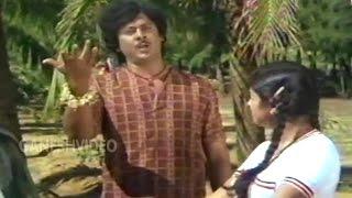 Mutyalu Fan Of Rekha Hilarious Comedy Scene - Krishnam Raju, Jayasudha  - Ganesh Videos